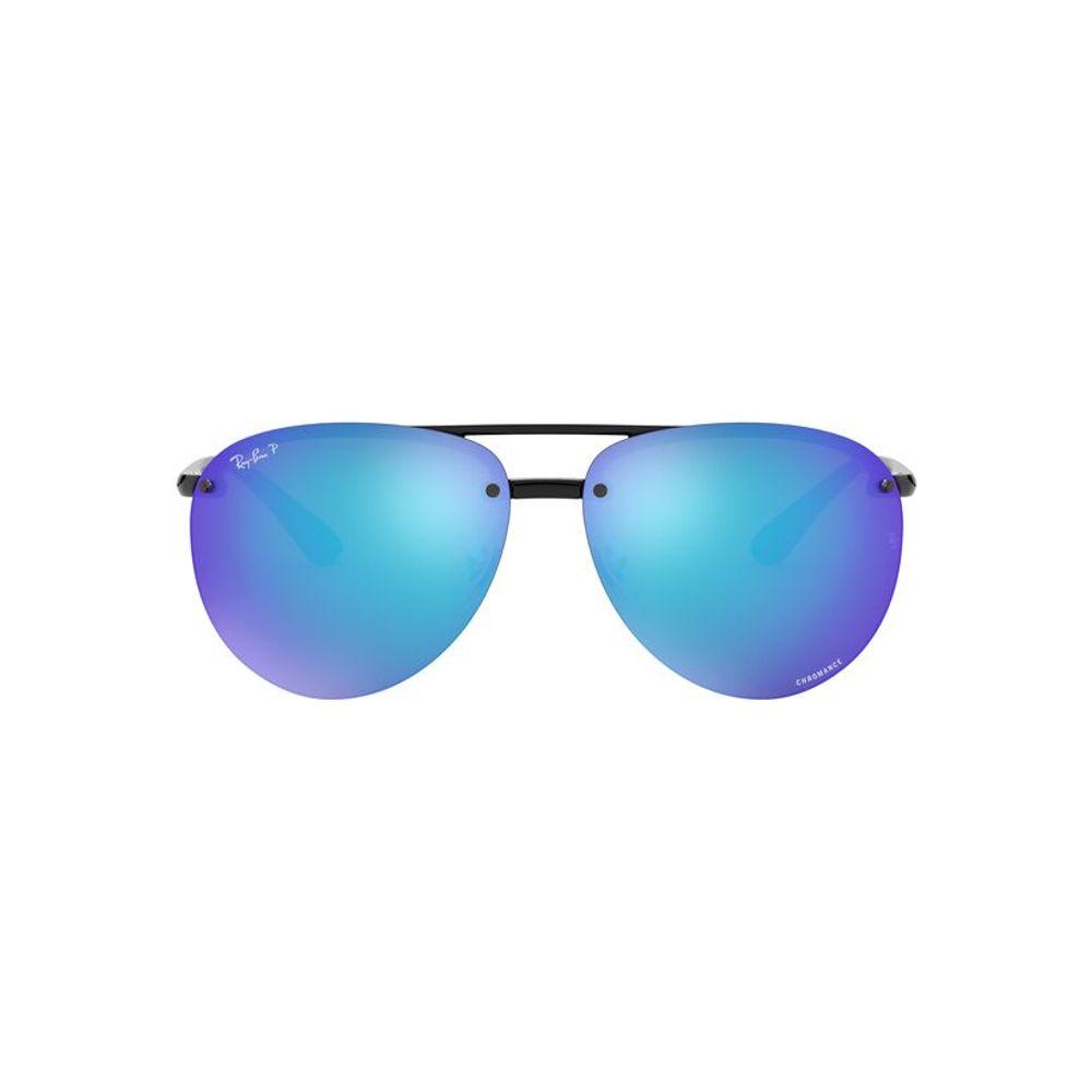 lentes de sol Ray-Ban 4293 Chromance 601/A1 Polarizado 64