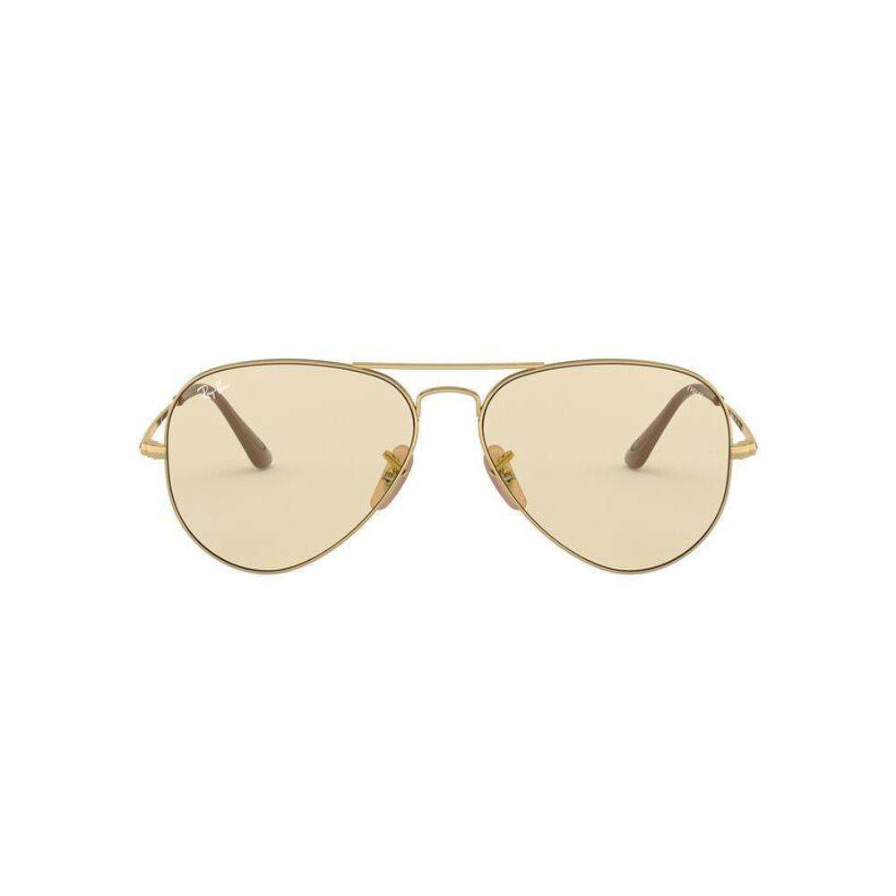 Anteojos de Sol Ray-Ban Aviador 3689 001/T2 58