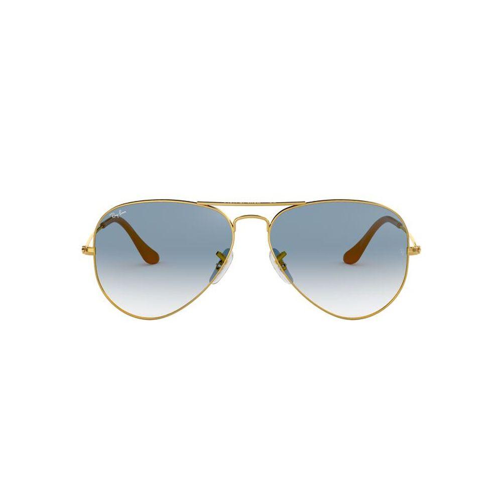 lentes de sol Ray-Ban Aviador Gradient 3025 001/3F 62