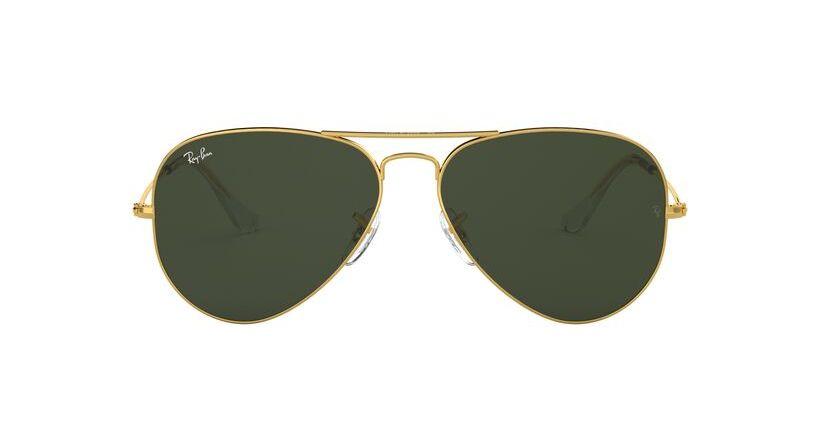 lentes de sol Ray-Ban Aviador Classic 3025 001 62