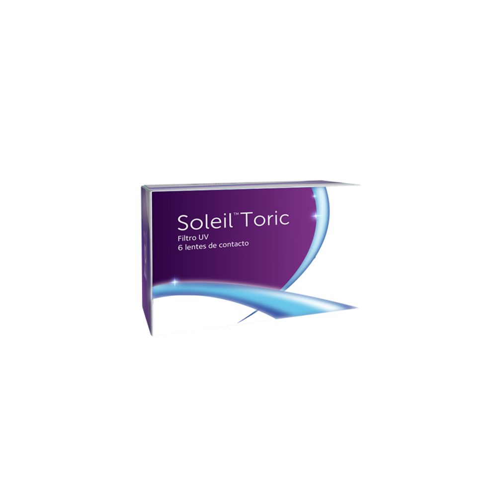 SOLEIL-TORIC-ASTIGMATISMO