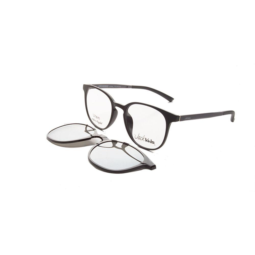 lentes Ópticos Jack Kids 02-20 CLIP ON C1 48