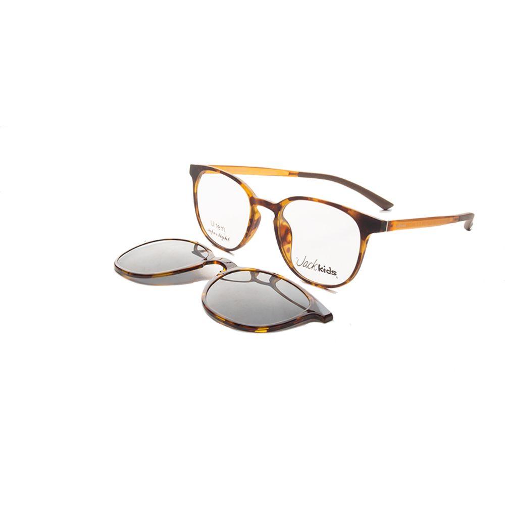 lentes Ópticos Jack Kids 02-20 CLIP ON C2 48