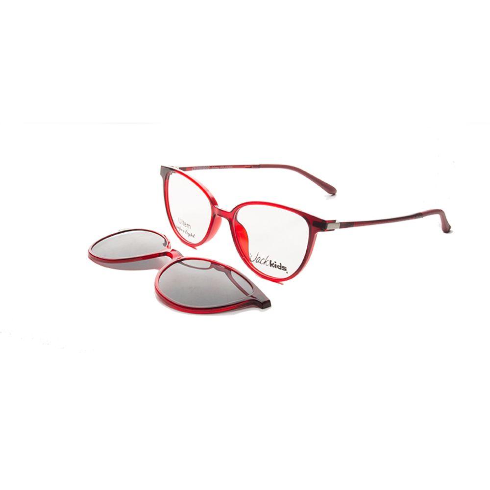 lentes Ópticos Jack Kids 05-20 CLIP ON C1 48