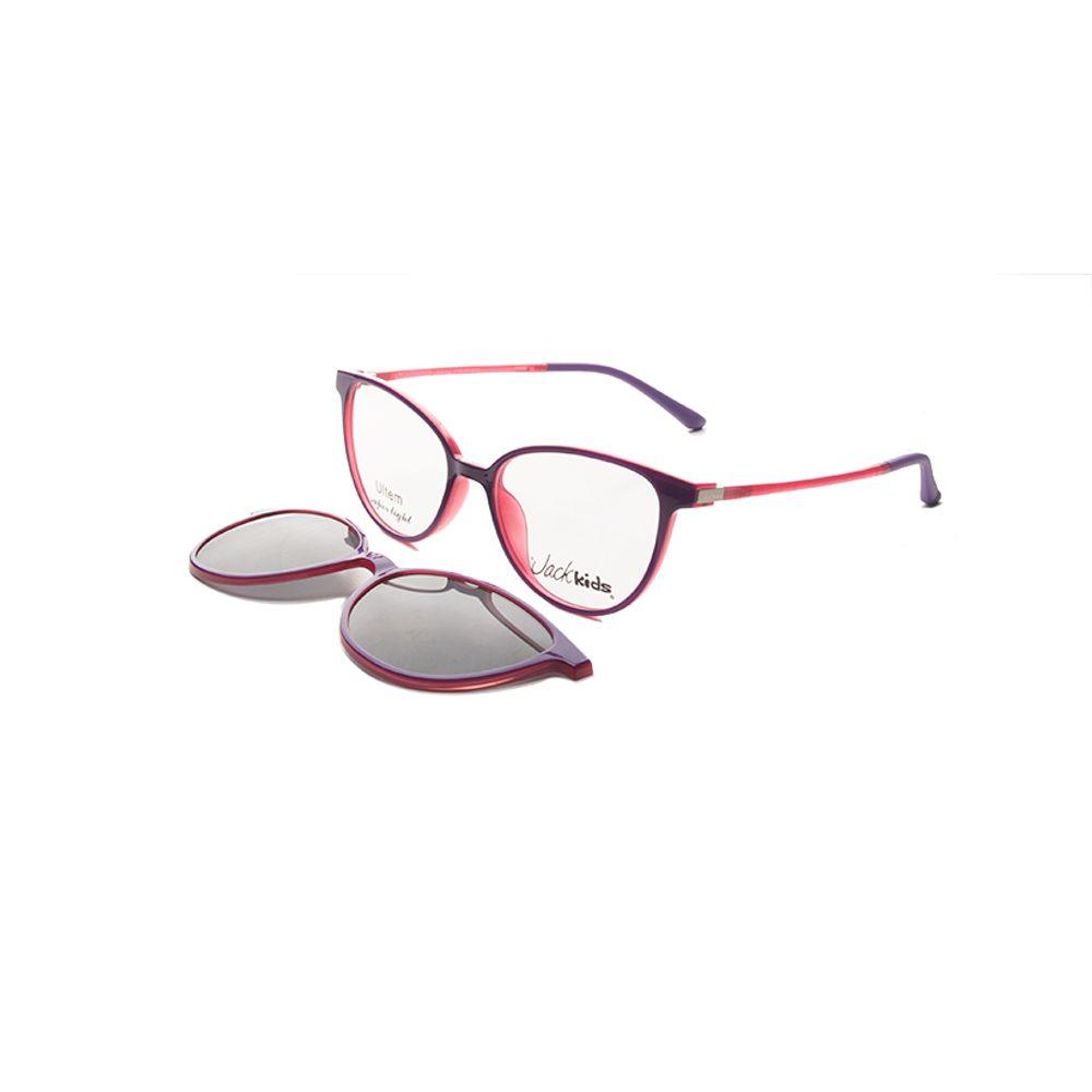 lentes Ópticos Jack Kids 05-20 CLIP ON C2 48