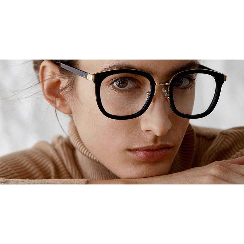 lentes opticos jack mujer negro