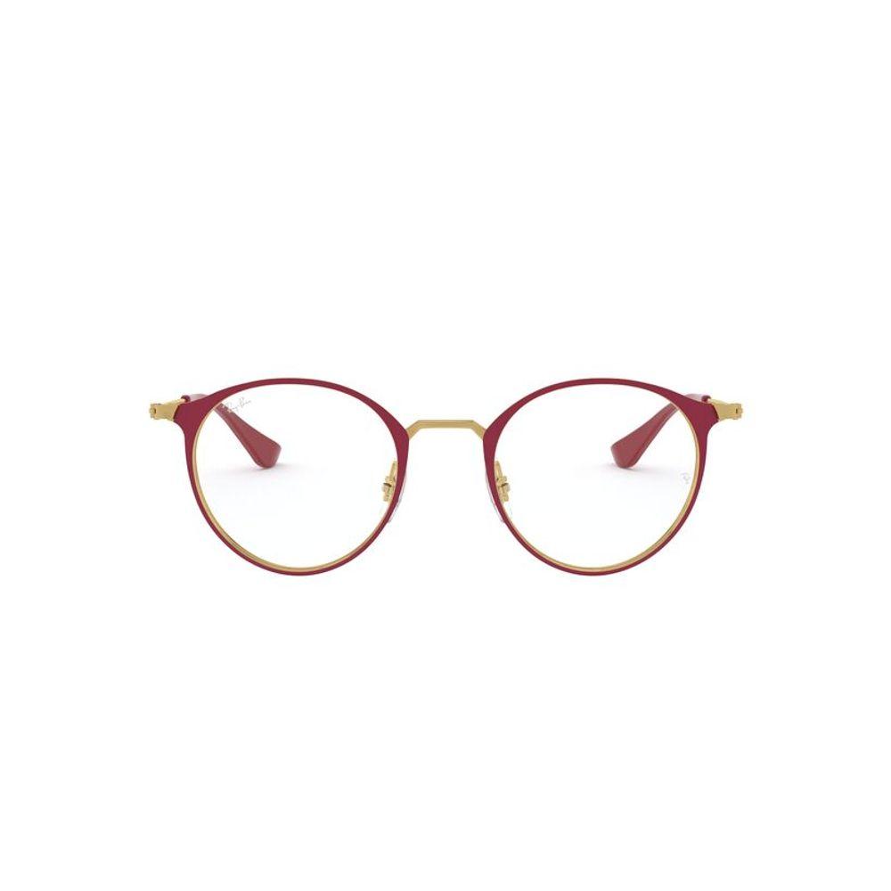 lentes Ópticos Ray-Ban 6378 3028 49