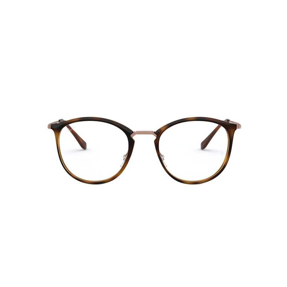 lentes Ópticos Ray-Ban 7140 5687 51