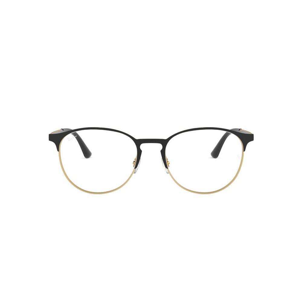 lentes Ópticos Ray-Ban 6375 3051 53