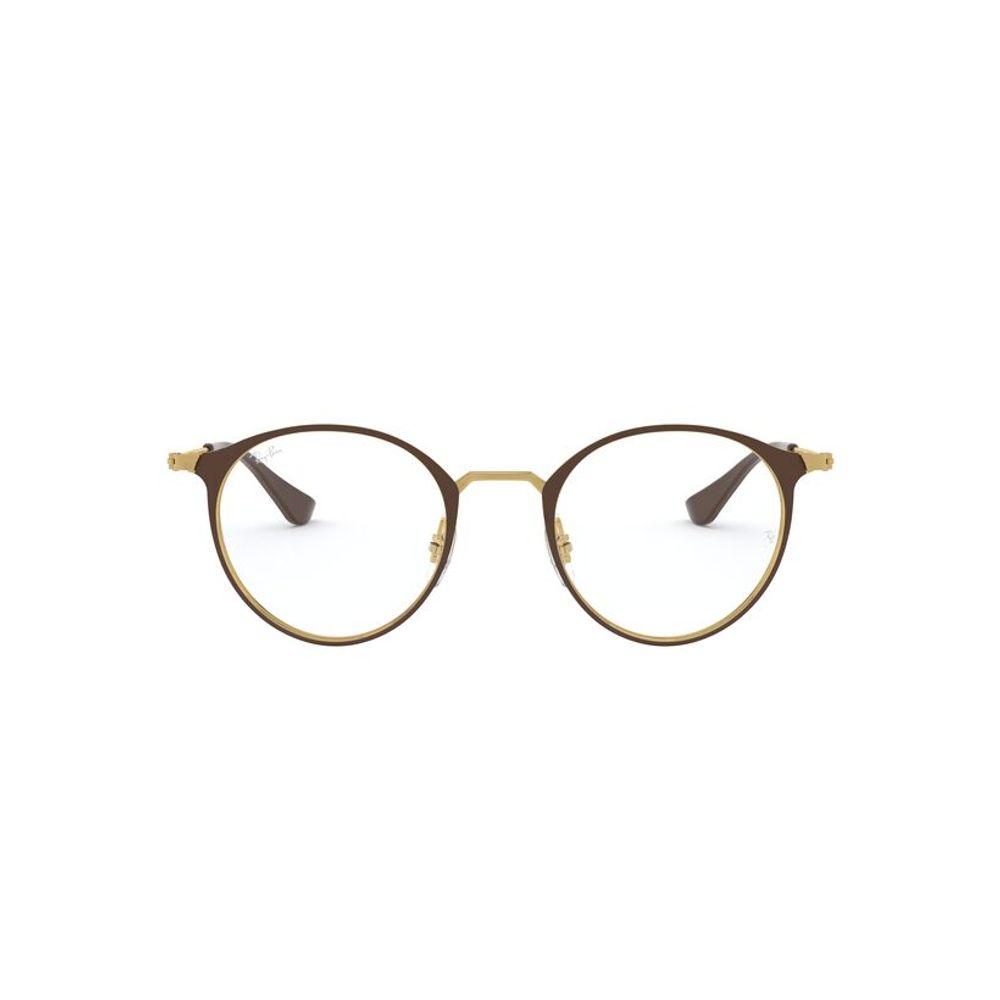 lentes Ópticos Ray-Ban 6378 2905 49
