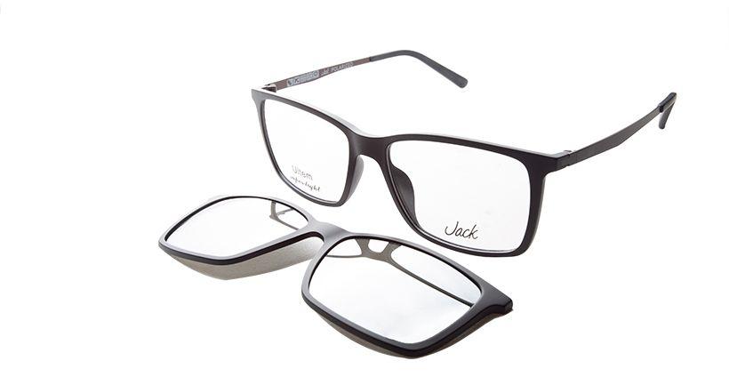 Ópticos Jack Ultem CLIP ON 01-19 C.2 54
